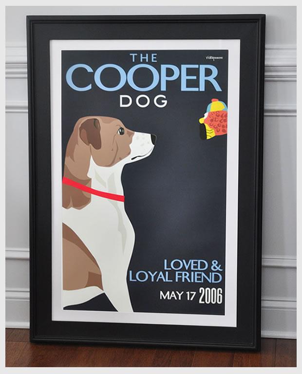 The Cooper Dog