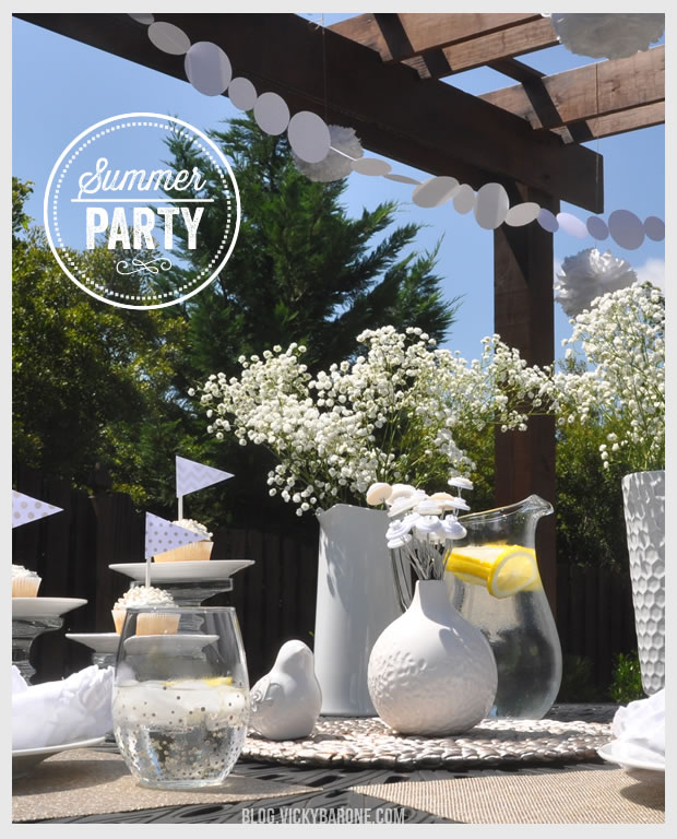 Things I Love: Summer Parties