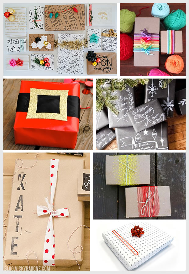 Things I Love: Christmas Packaging