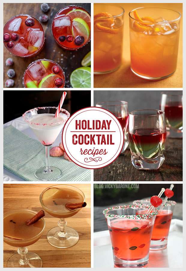 Things I Love: Holiday Cocktails