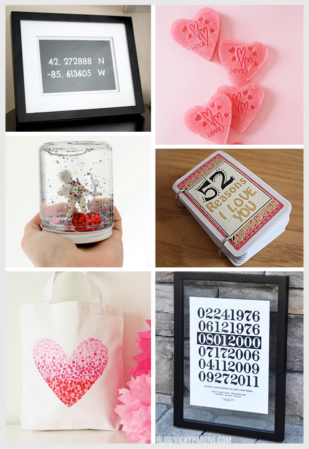 Things I Love: DIY Valentine's Day Gifts