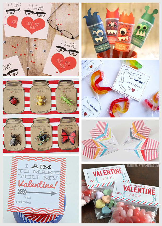 Things I Love: Free Printable Valentines