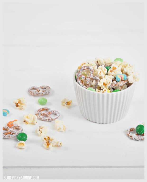 St. Patrick's Day Snack Mix | Vicky Barone