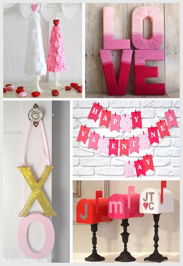 Things I Love: DIY Valentine's Day Decor