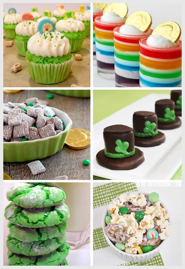 Things I Love: St. Patrick's Day Treats