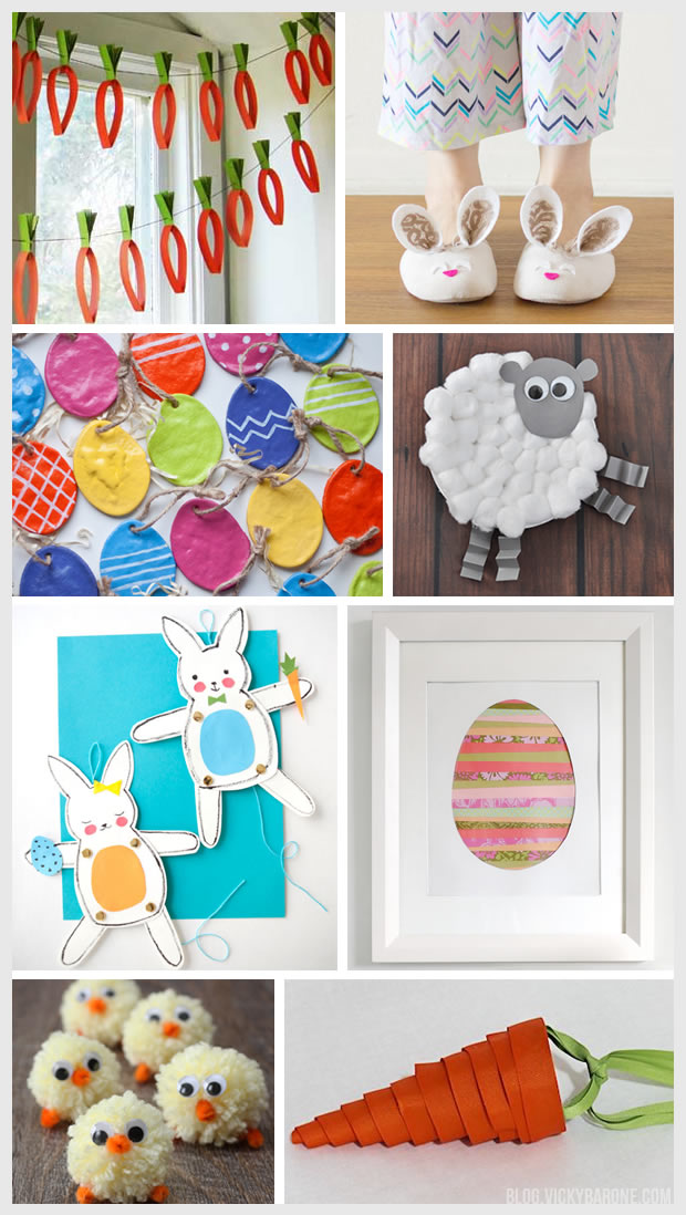 Things I Love: Easter Crafts