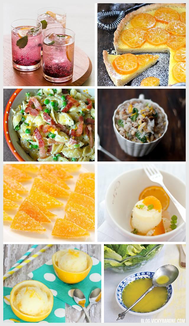Things I Love: Meyer Lemon Recipes