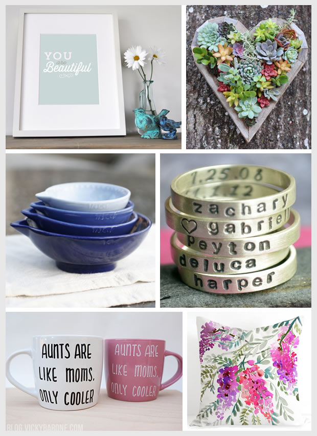 Things I Love: Mother's Day Gifts on Etsy