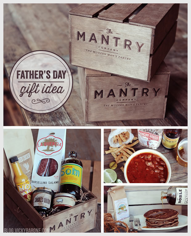 Father's Day Gift Idea: The Mantry Company