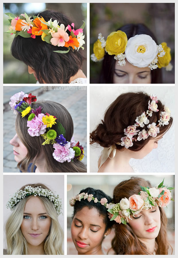 Things I Love: Flower Crowns