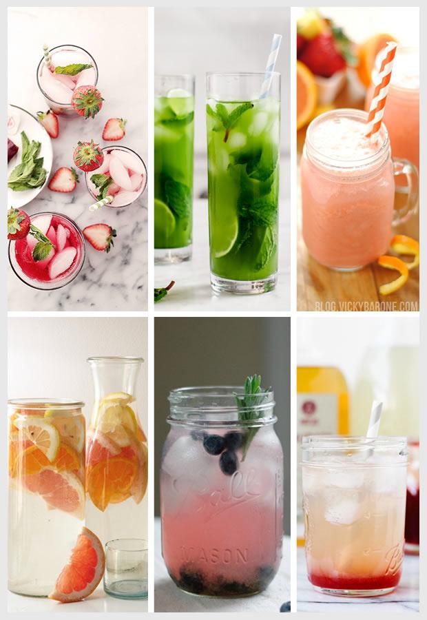 Things I Love: Refreshing Summer Drinks