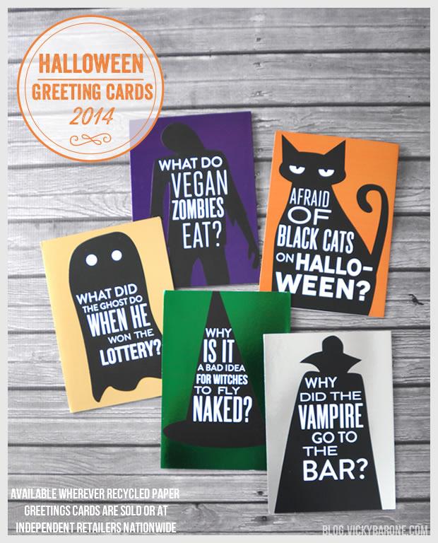 Halloween Greeting Cards 2014
