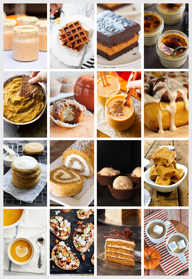 32 Pumpkin Recipes