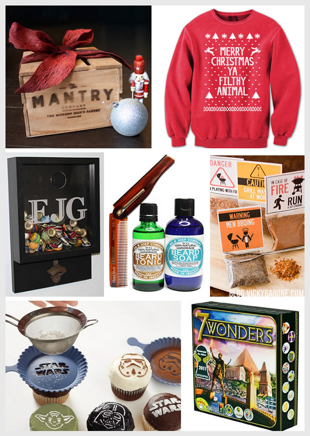Holiday Gift Guide for Men 2014