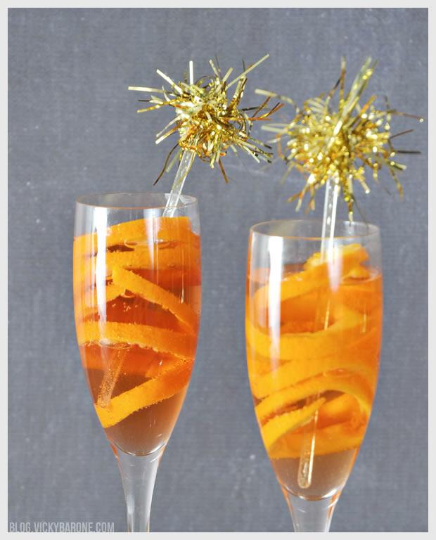 NYE Twisted Champagne | Vicky Barone