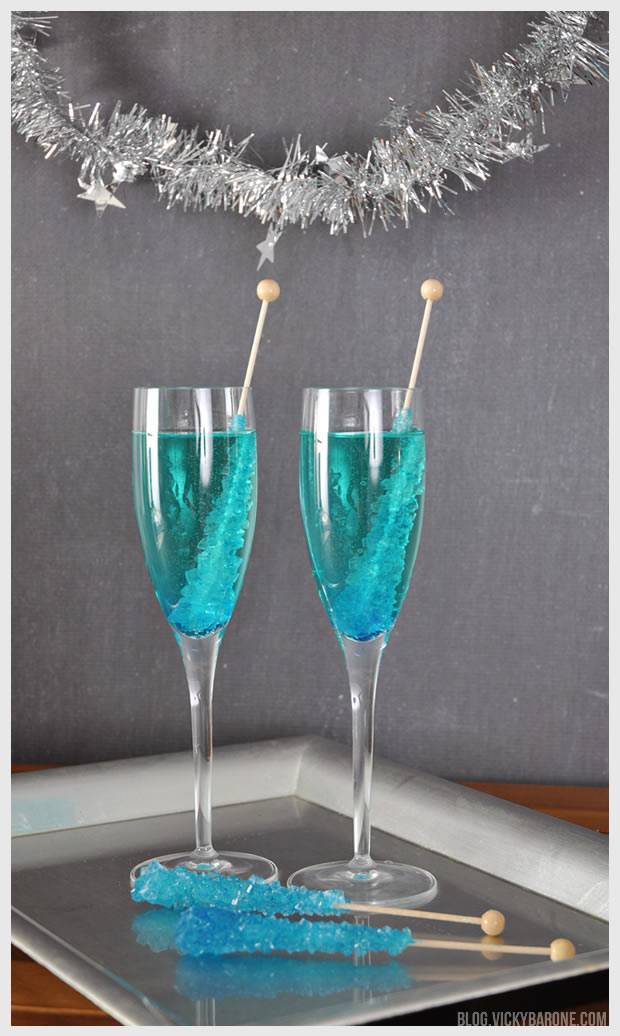 Rock Candy Champagne | Vicky Barone