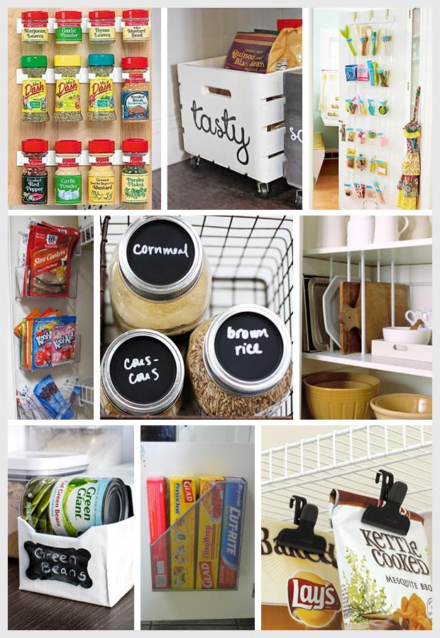 Things I Love: Pantry Organization Ideas
