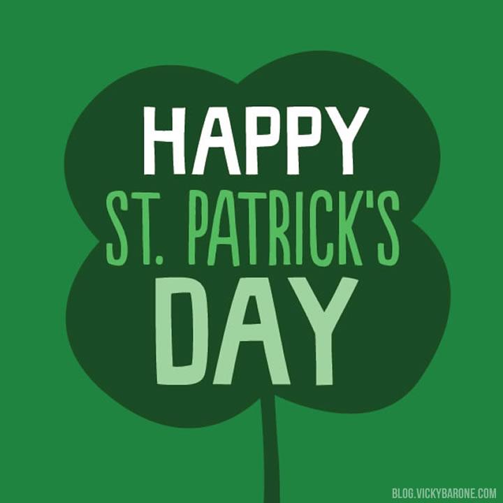 Happy St. Patrick's Day 2015