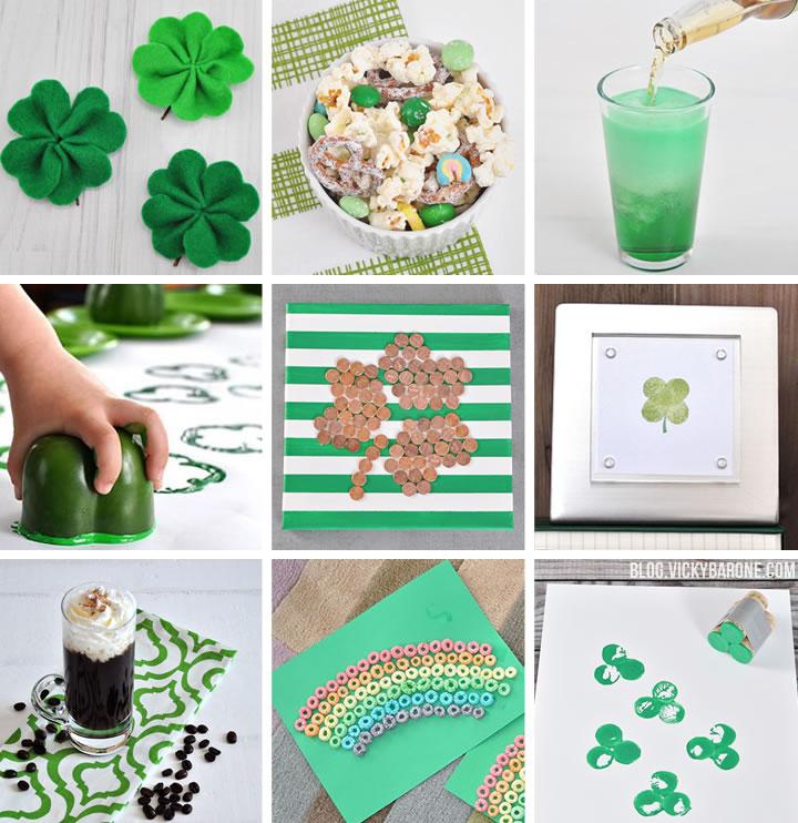 Happy St. Patrick's Day 2015 | Vicky Barone