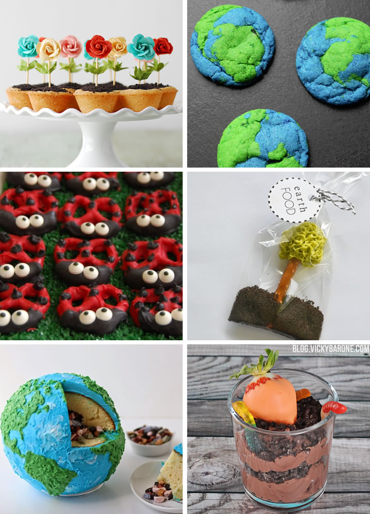 Earth Day Treats | Vicky Barone