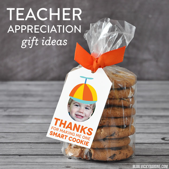 Teacher Appreciation Gift Ideas Featuring Places for Faces!