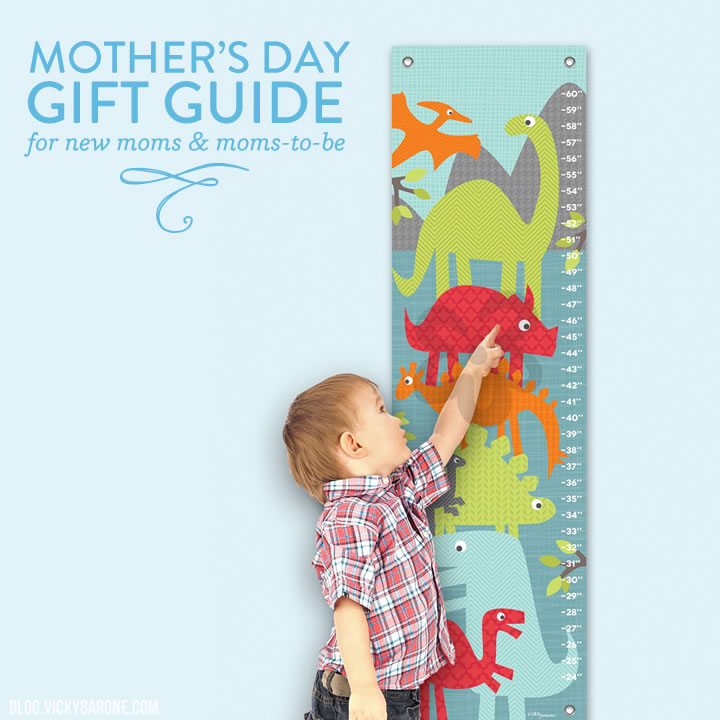 Mother's Day Gift Guide for New Moms and Moms-to-be