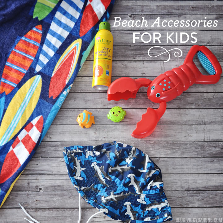Beach Accessories for Kids