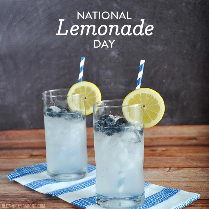 Happy National Lemonade Day!