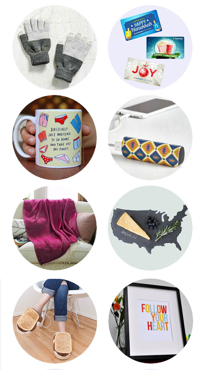 Holiday Gift Guide Under $25 | Vicky Barone