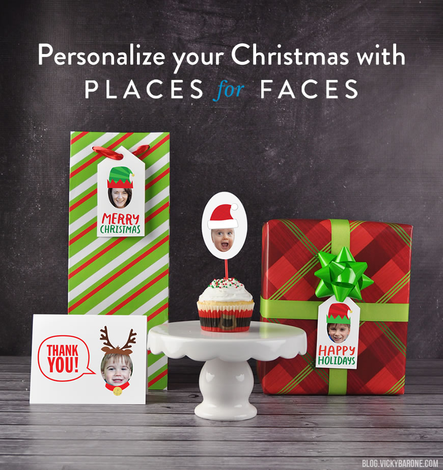 Places for Faces Christmas!