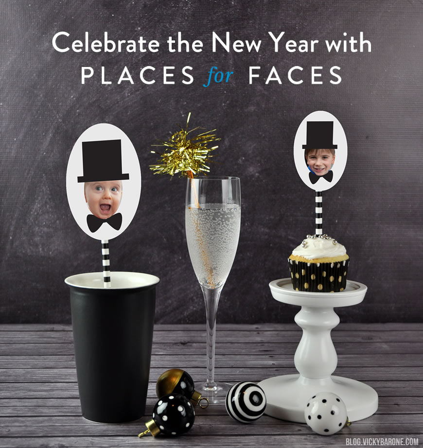 Celebrate the New Year with Places for Faces!