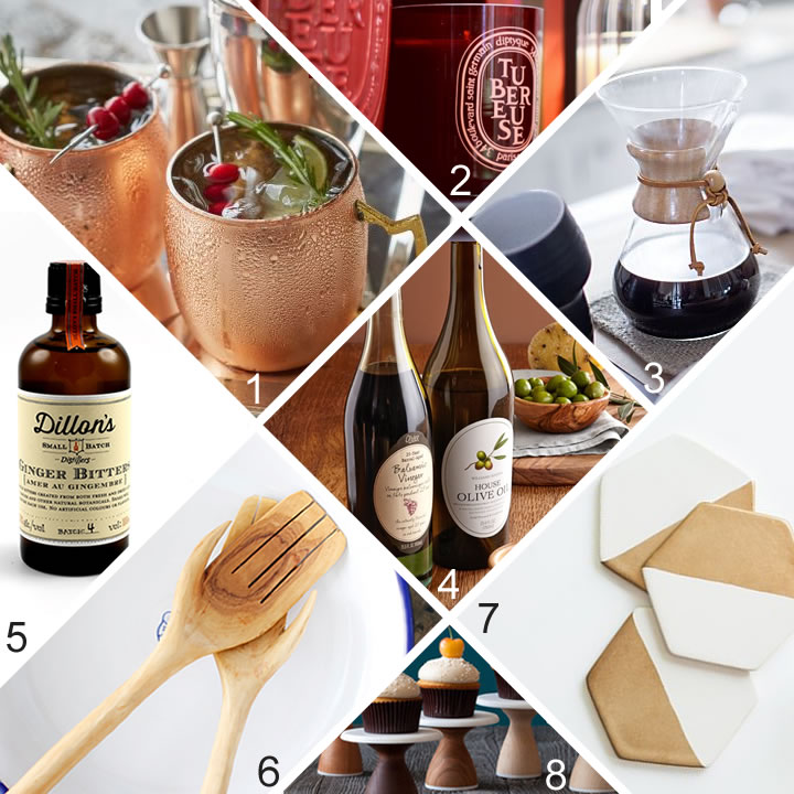 Gift Guide for the Host | Vicky Barone | Holiday Gift Guides | Host Hostess