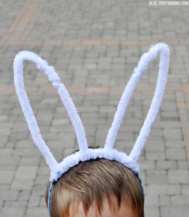 DIY Bunny Ears   Vicky Barone