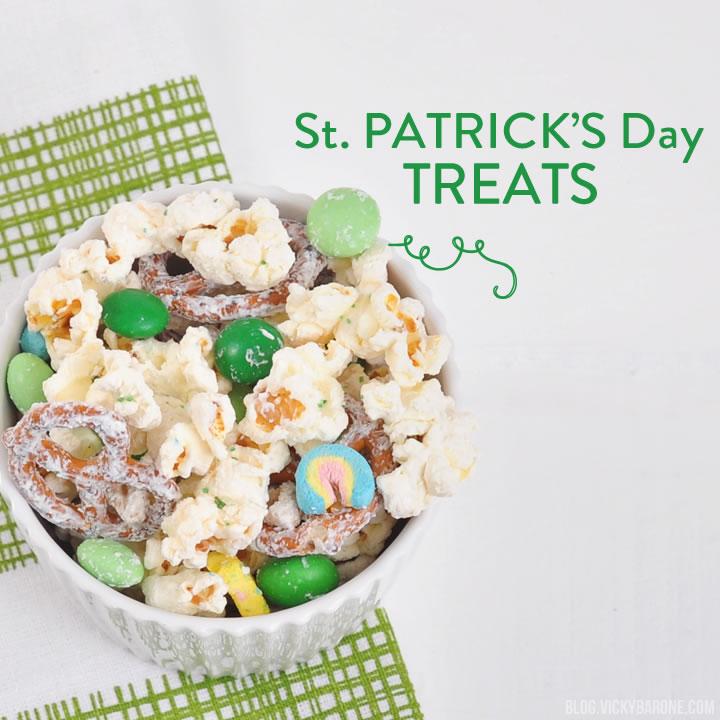 St. Patrick's Day Treats Round-Up