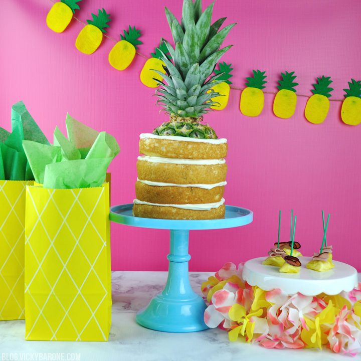 Pineapple Party | Vicky Barone