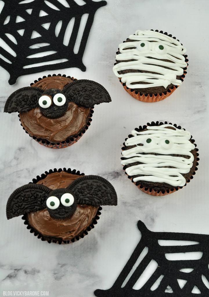 Halloween Cupcakes | Vicky Barone