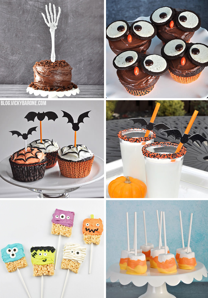 Favorite Halloween Treats | Vicky Barone