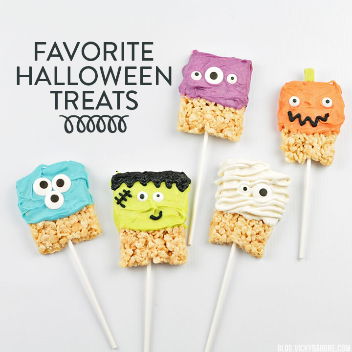 Favorite Halloween Treats